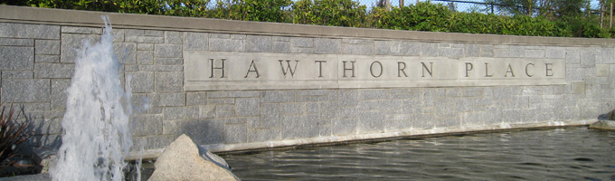 Hawthorn Place at UBC